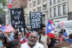 """Frustrations grow over """"slow"""" response to Hurricane Maria"""