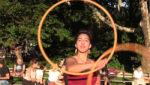 NY People: Erika Moncada, Hula Hooper