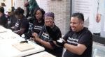 Stroke, brain and spine injury survivors perform on World Stroke Day