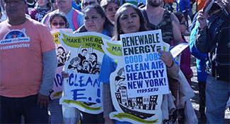 Hurricane Sandy victims mark 5 year anniversary with rally for climate justice