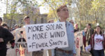 Protestors remember Hurricane Sandy and demand climate action