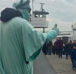 Statue of Liberty Reopens Despite Government Shutdown