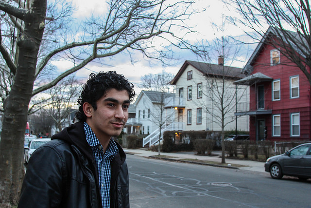 Syrian teen refugee flees war zone to life in Connecticut