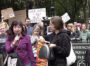 Women rally to express outrage at Kavanaugh confirmation