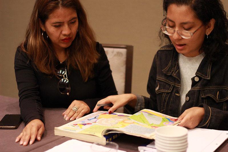 Nira Nova teaches Rouss Salinas